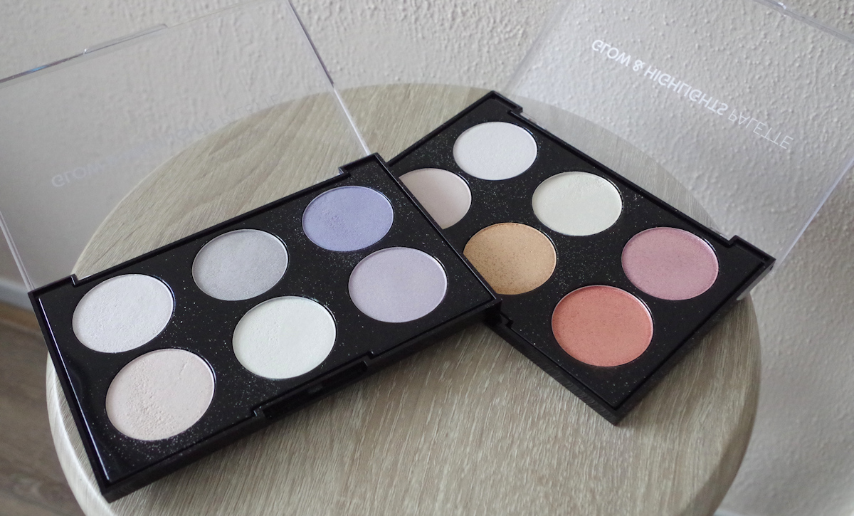 [Review] Action glow & highlights palette