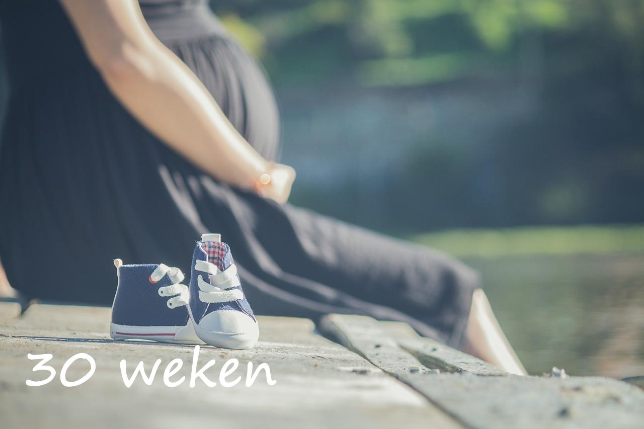 Babynieuws – 30 weken zwanger